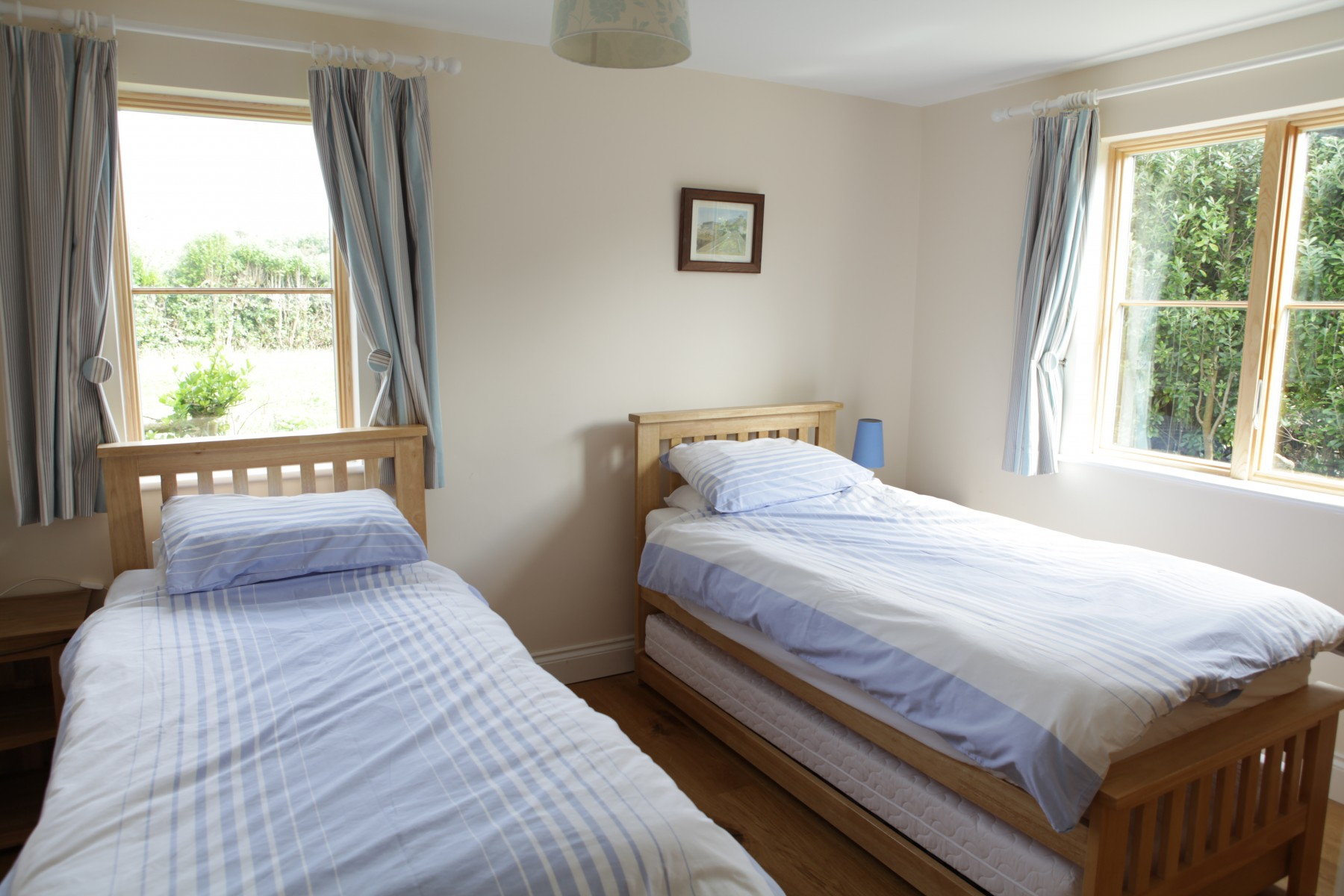 The Croft - Twin bedroom